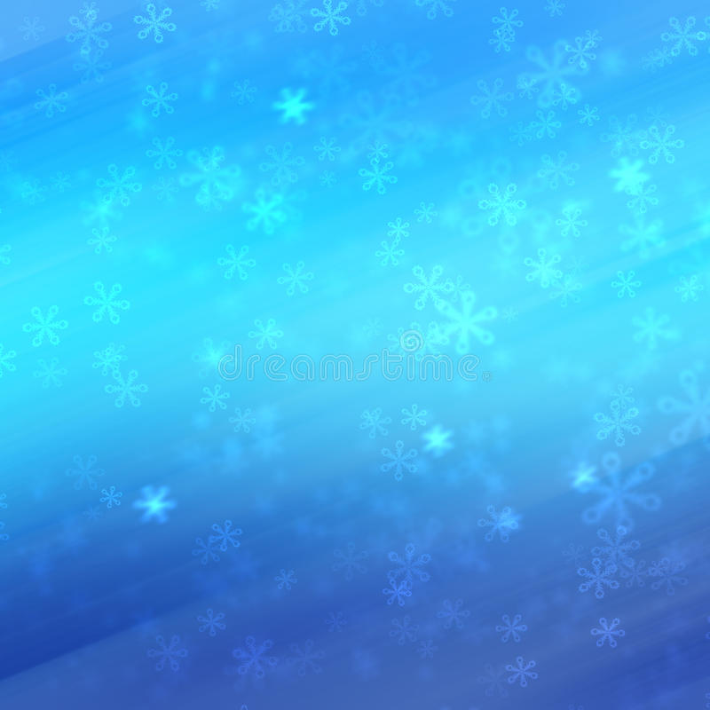 Download Winter bokeh background stock illustration. Image of winter - 18498921