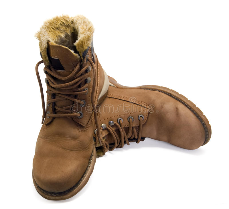 Download Winter boots stock image. Image of accessories, close - 12105461