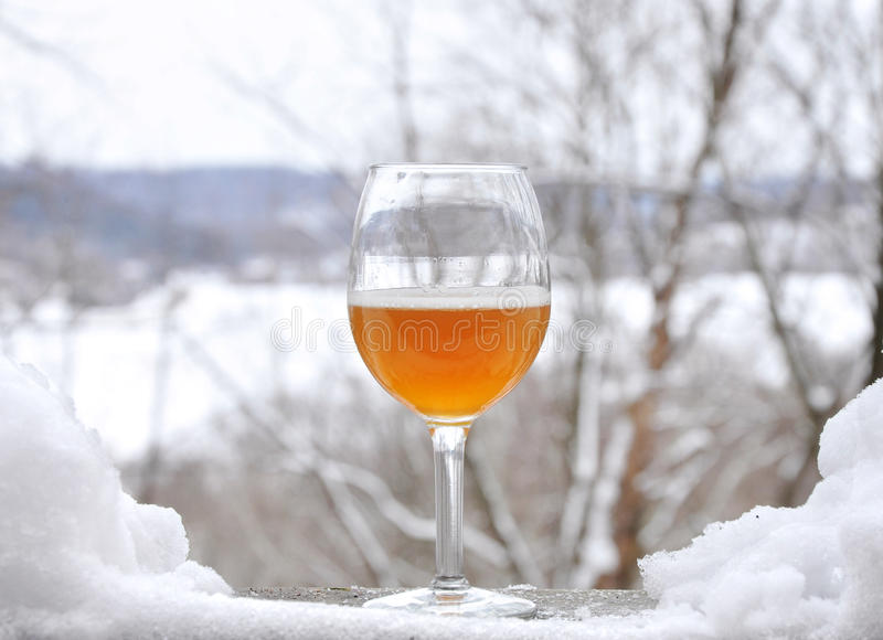 Download Winter Brew Royalty Free Stock Image - Image: 13047106
