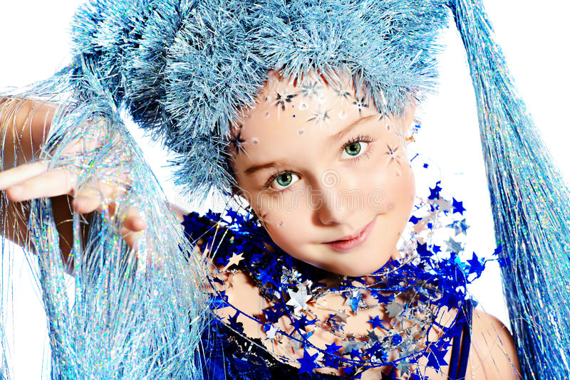 Winter carnival stock photography