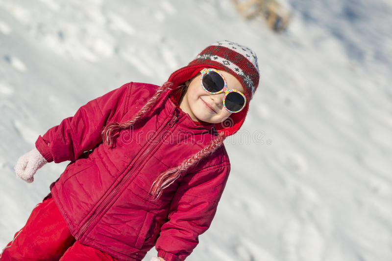Download Winter Child Stock Photography - Image: 28536802