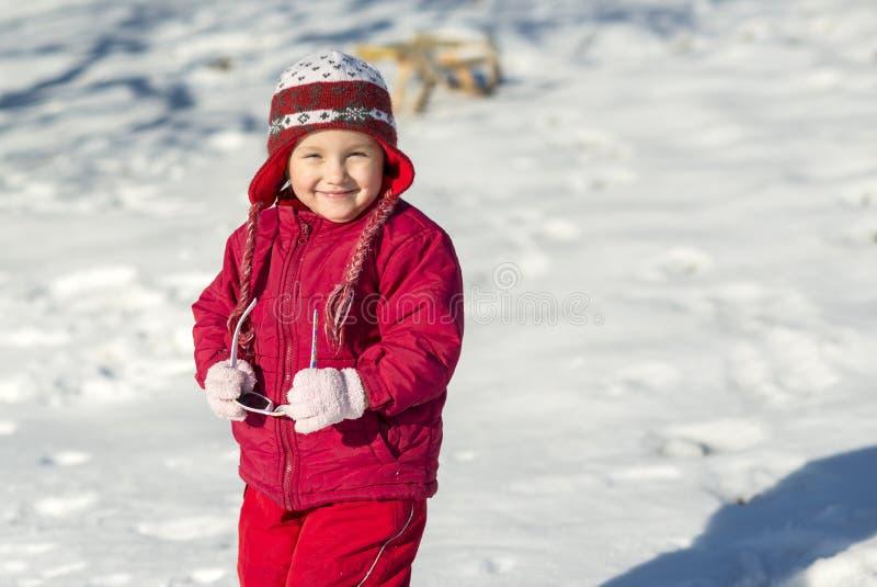 Download Winter child stock photo. Image of leisure, season, activity - 28536858