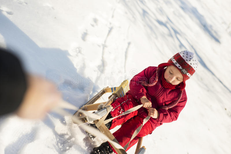 Download Winter child stock photo. Image of caucasian, happy, playful - 28537268