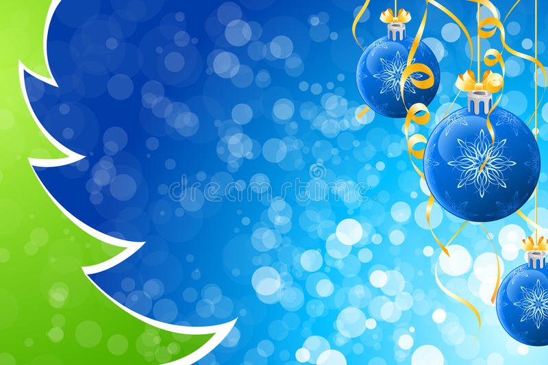 Winter and Christmas background royalty free stock photos