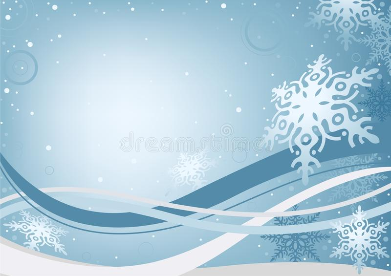 Download Winter Christmas Background Stock Vector - Image: 26819479