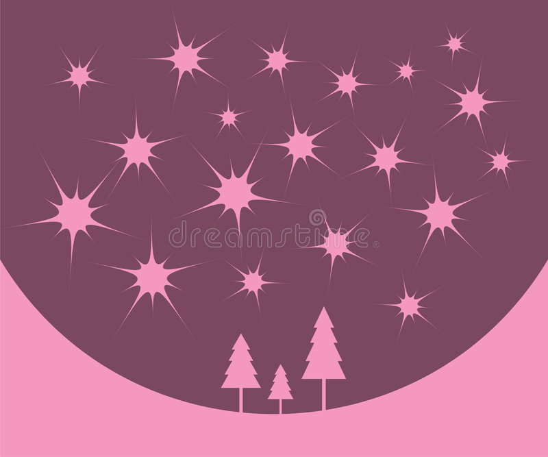 Download Winter Christmas Background Royalty Free Stock Photos - Image: 7227368