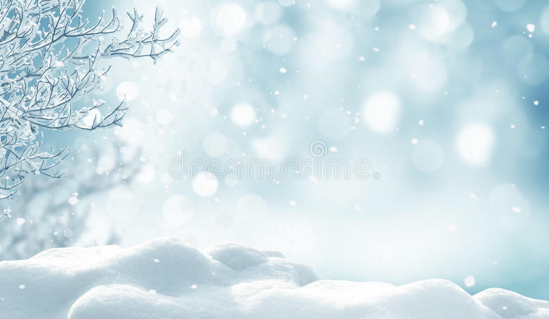 Download Winter Christmas Background Stock Image - Image of fantasy, cold: 76138163