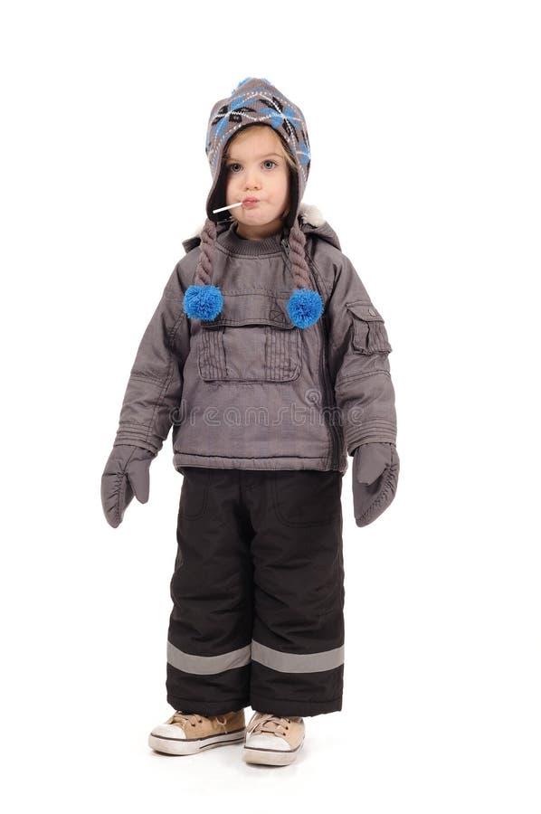 Winter clothing, kid