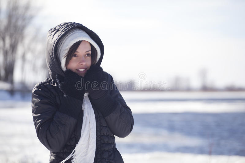 Winter Cold Stock Image