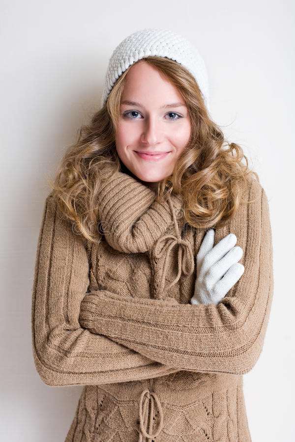 Download Winter Cold Is Coming. Stock Image - Image: 21417591