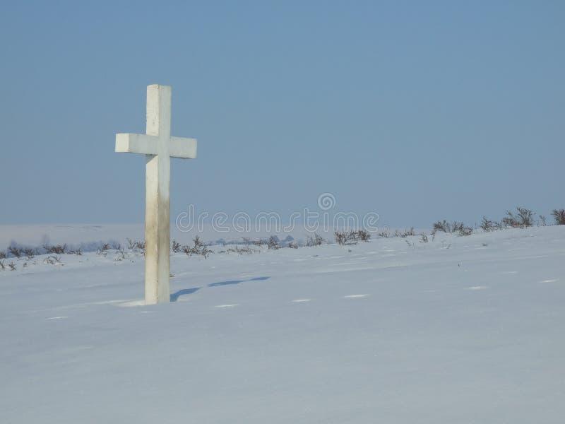 Download Winter cross stock image. Image of bible, religious, spiritual - 28572023