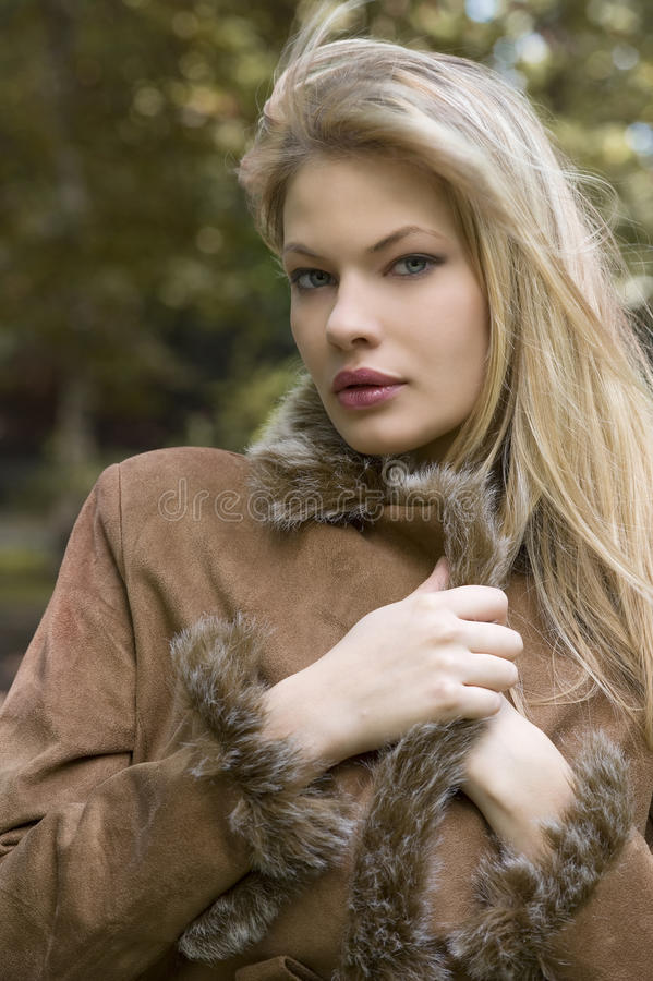 Download Winter day stock image. Image of female, clothes, adult - 11190801