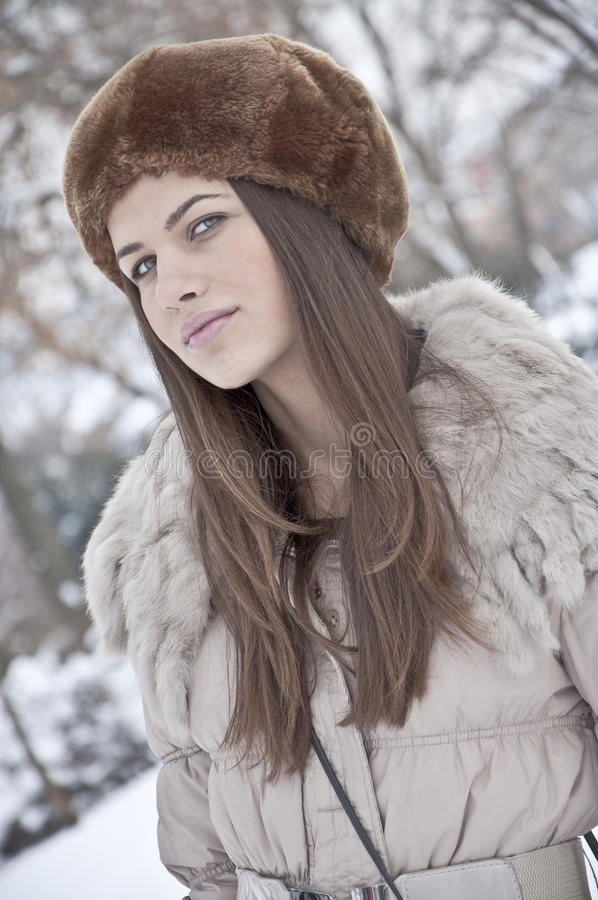 Free Winter Dress Up Royalty Free Stock Photography - 23485227