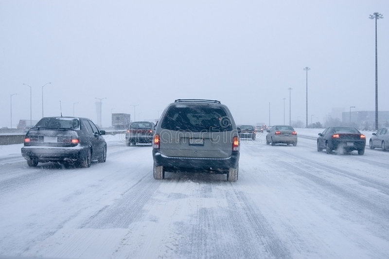 Download Winter Driving stock photo. Image of fuel, victim, flakes - 1994850