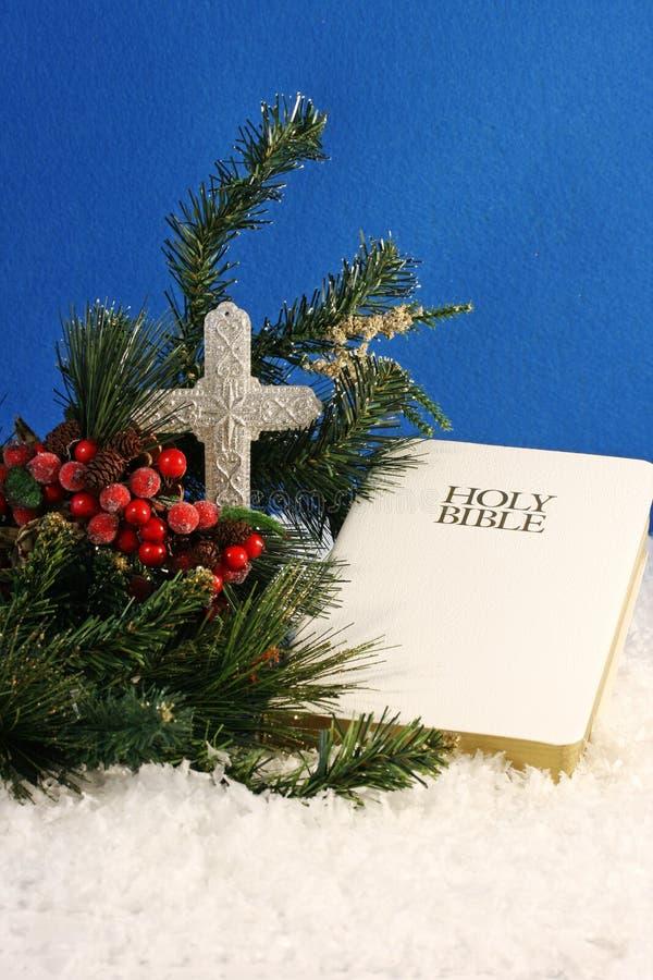 Winter Faith royalty free stock photography