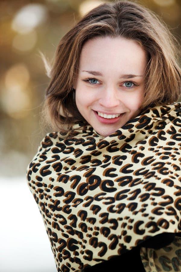 Winter fashion stock photos