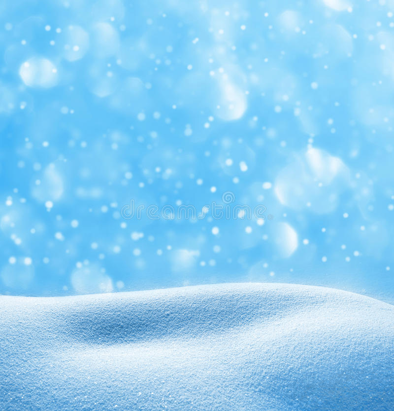 Winter festive background. Festive winter background for a Christmas card stock photos