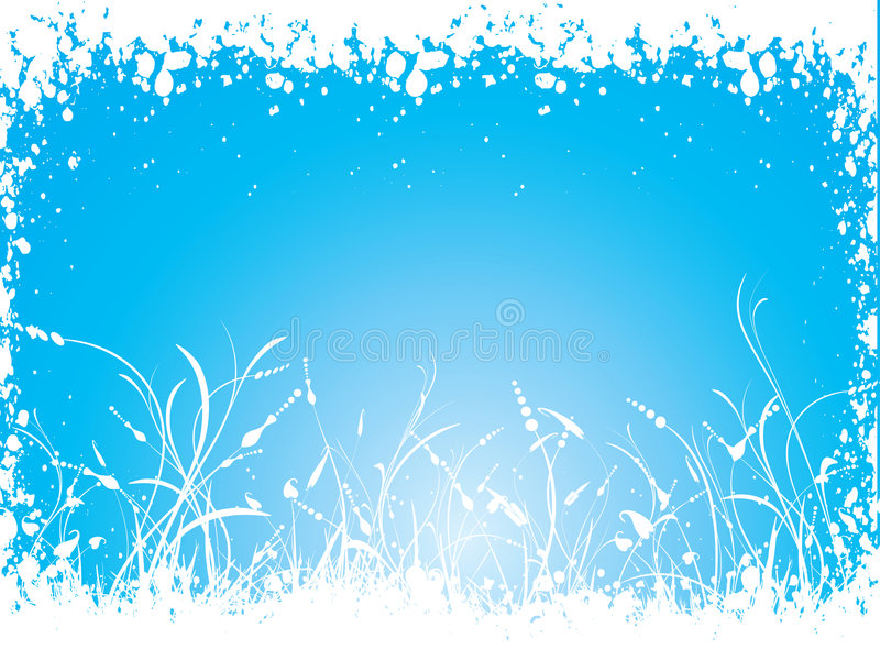 Download Winter foliage stock vector. Image of background, petal - 1410079