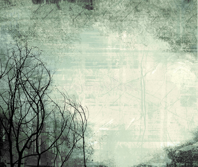 Download Winter  frame stock illustration. Image of layer, monotone - 611082