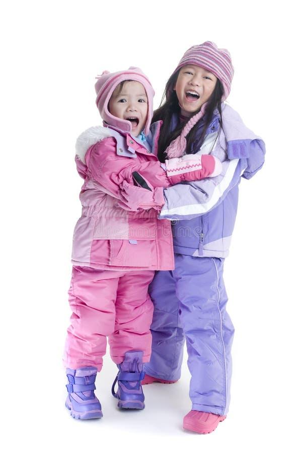 Download Winter Fun stock image. Image of weather, winter, season - 3995281