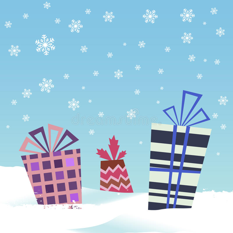 Winter gift