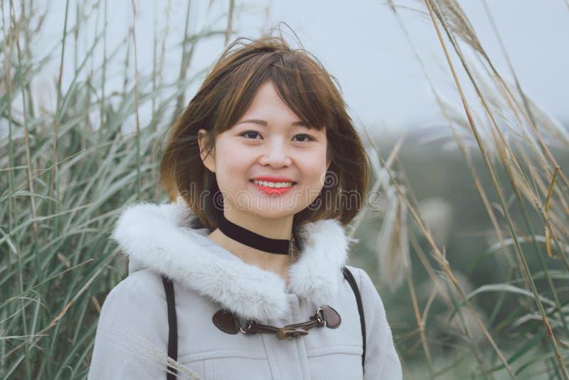 Winter, Girl, Beauty, Smile stock photo