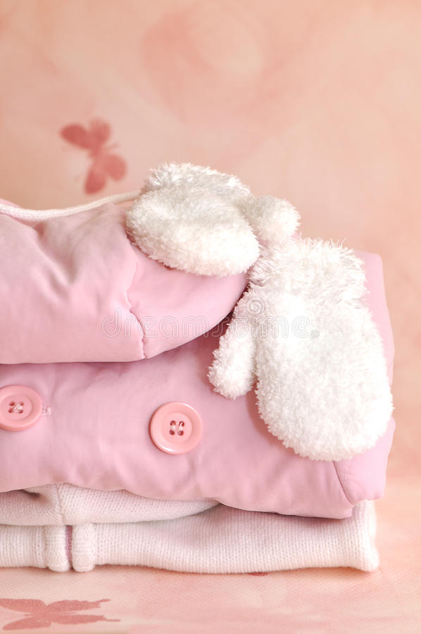 Download Winter Girlie Clothes stock image. Image of fabric, cardigan - 27621683