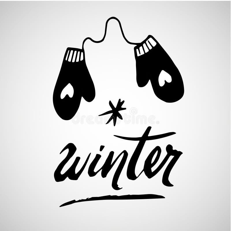 Winter handlettering inscription winter logos and emblems for download winter handlettering inscription winter logos and emblems for invitation greeting card t m4hsunfo