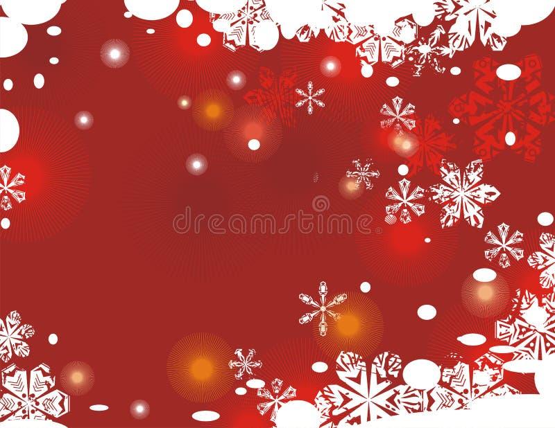 Winter holiday background royalty free illustration