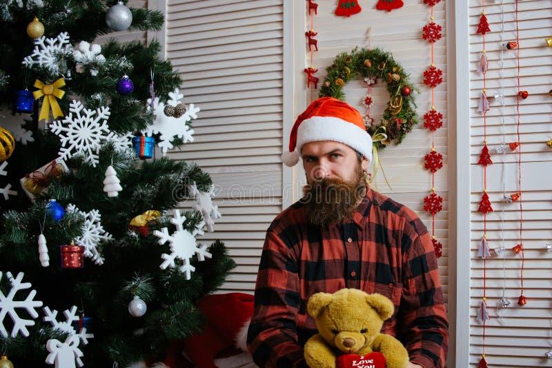 Winter holiday and xmas. royalty free stock photo