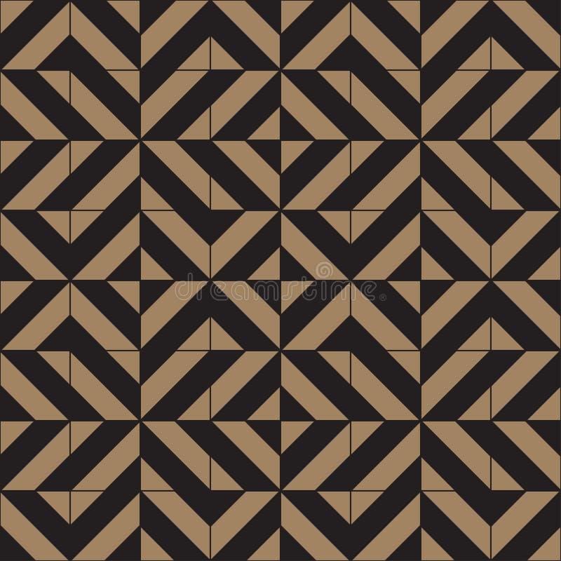 Winter holidays seamless pattern stock photography