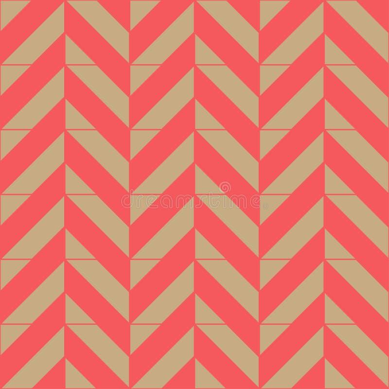 Winter holidays seamless pattern stock illustration