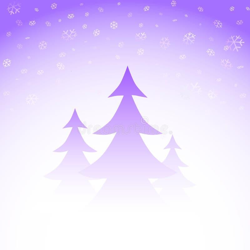 Winter illustration vector illustration