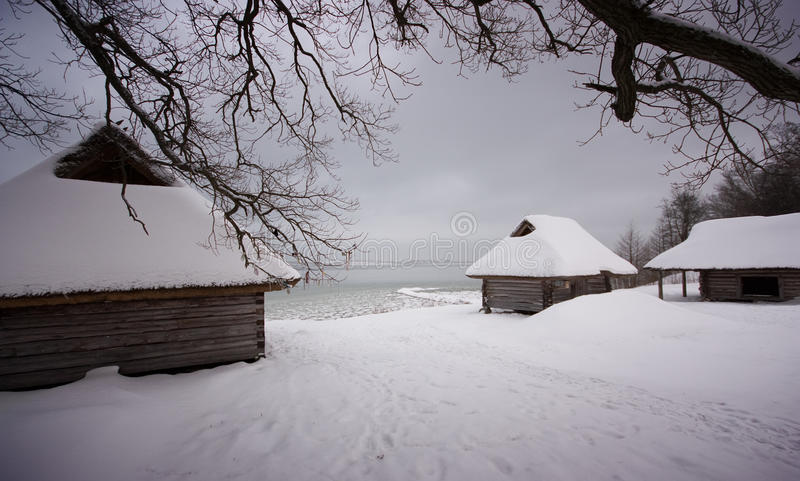 Download Winter landscape stock image. Image of snowed, countryside - 17750121