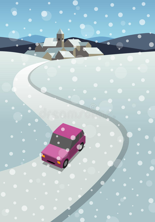 Download Winter Landscape Stock Images - Image: 26625994