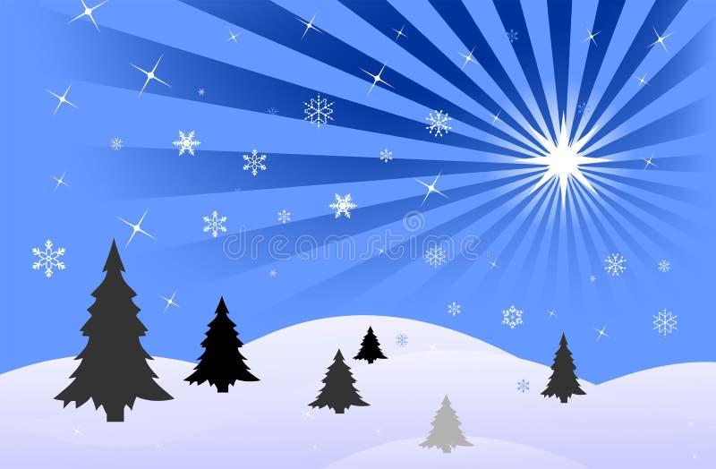 Download Winter Landscape Stock Image - Image: 26949061