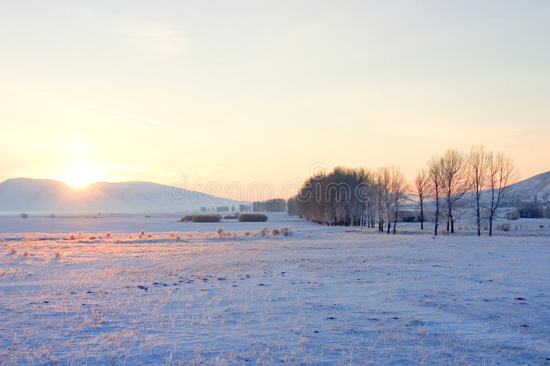 Download Winter landscape stock photo. Image of myth, aufeis, beautiful - 4000150