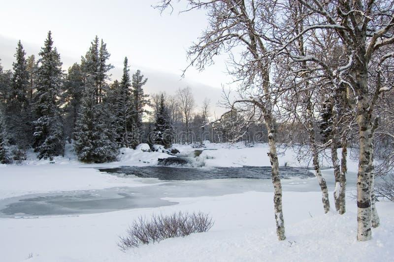 Download Winter Landscape stock image. Image of amazing, light - 7303225