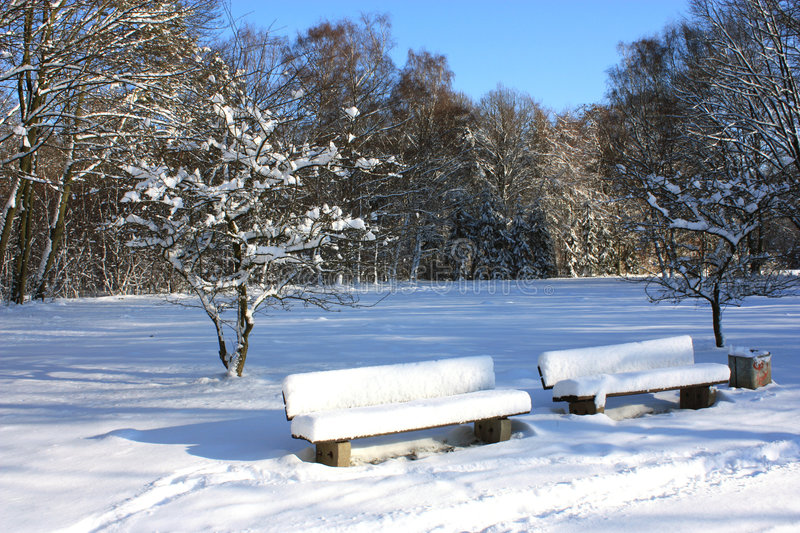 Download Winter Landscape stock image. Image of germany, white - 7677073