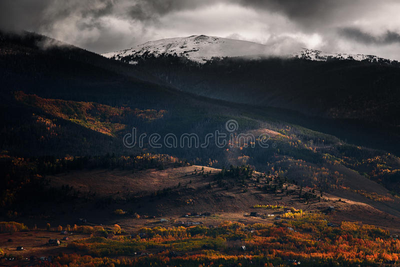 Winter Landscape With Snow On The Mountain Free Public Domain Cc0 Image