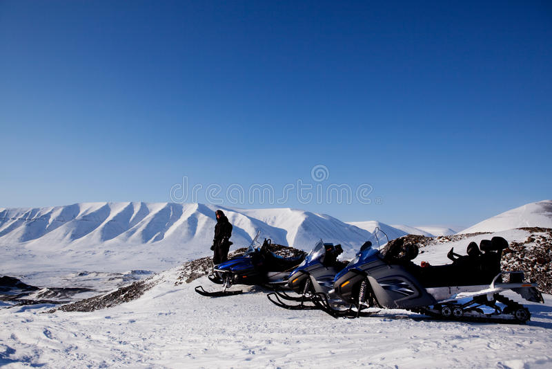 Winter-Landschaft lizenzfreie stockfotografie