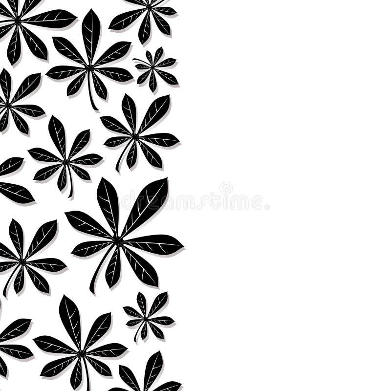 Download Winter leaf stock vector. Illustration of leaf, concept - 5053005