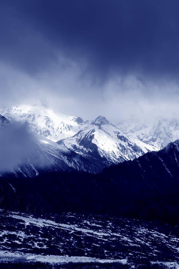 Free Winter Mountain Stock Photos - 6738863