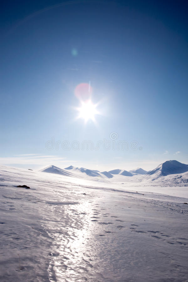Download Winter Mountain stock image. Image of island, extreme - 9633789