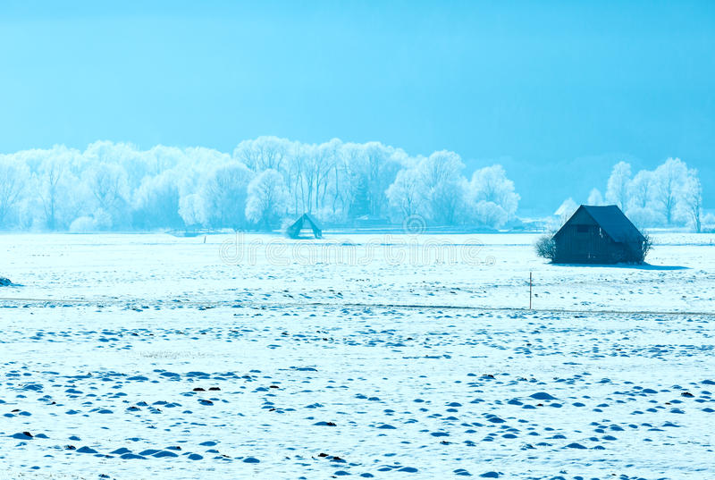 Download Winter Mountain Country Landscape(Austria). Stock Photo - Image: 36984418