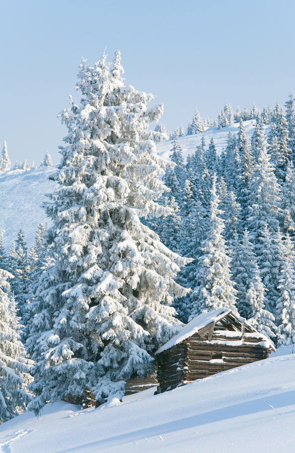Download Winter Mountain Landscape Royalty Free Stock Photo - Image: 15801925