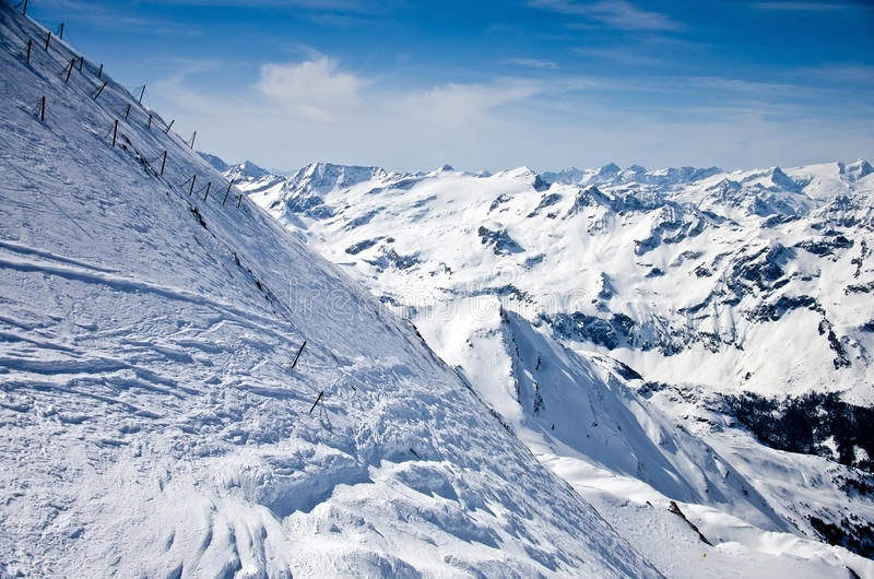 Download Winter Mountains Full Of Snow Stock Image - Image of winter, beautiful: 24712801
