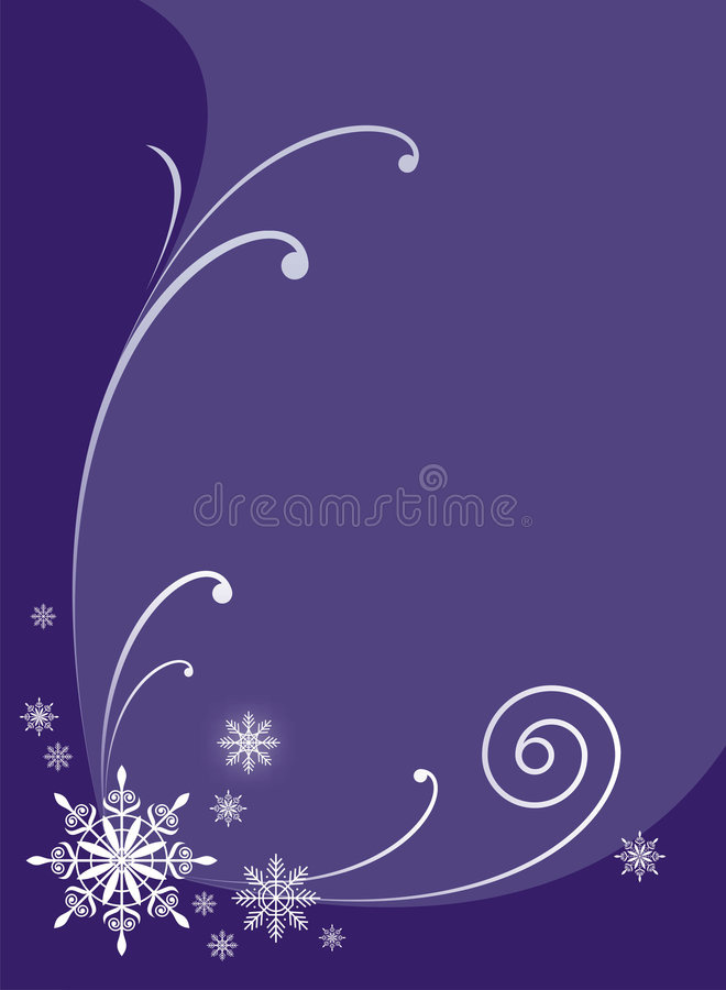 Free Winter Ornament 1 Royalty Free Stock Photography - 7047237