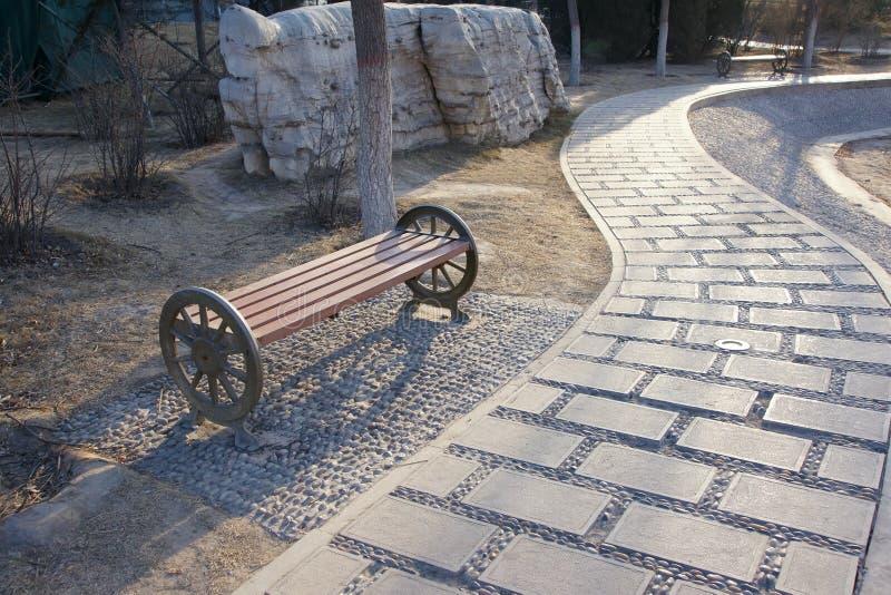 Download Winter Park stock photo. Image of scenery, sidewalk, wintertide - 23397828