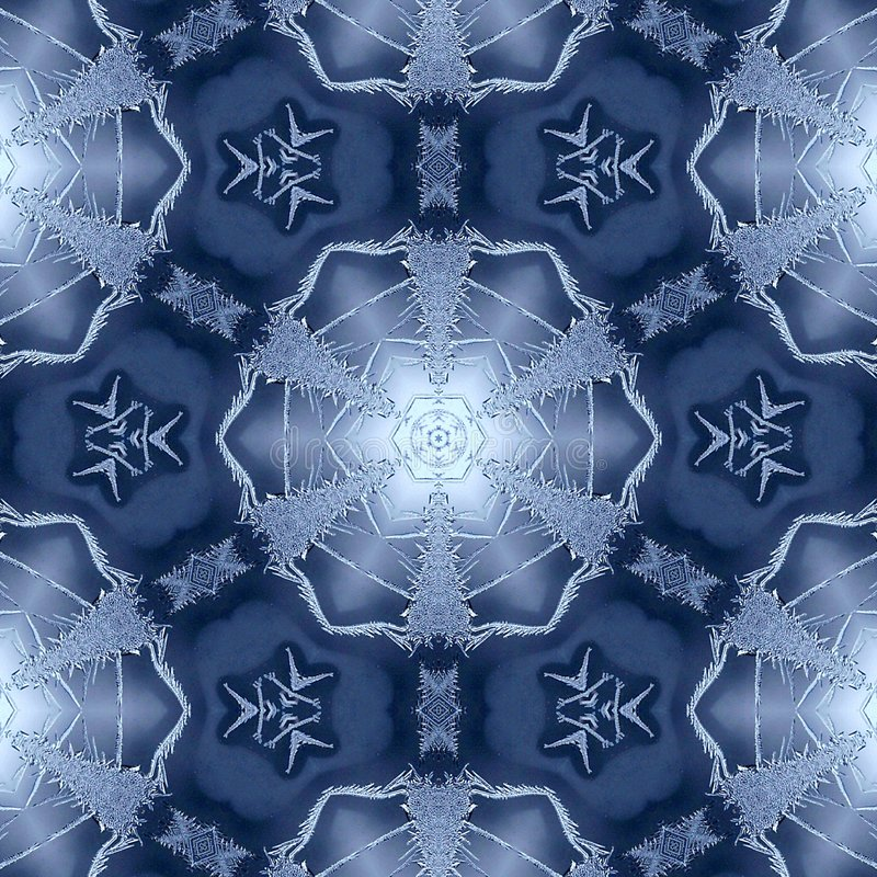 Download Winter pattern .Snowflakes stock illustration. Image of decorative - 524903